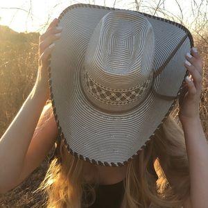 Custom Western Cowgirl Hat
